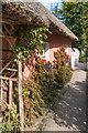 R4561 : Golden Vale Farmhouse, Bunratty Folk Park by Ian Capper