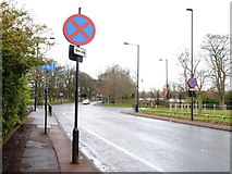 NZ2365 : Hunters Road in Newcastle upon Tyne by Road Engineer