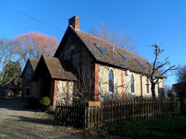 Former chapel, Bishopstone
