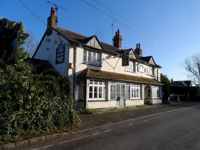 The Harrow pub, Bishopstone