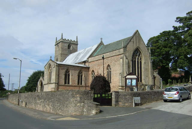 St Lawrence's Church, Whitwell