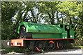 SN7803 : Cefn Coed mining museum - 'Austerity' locomotive by Chris Allen