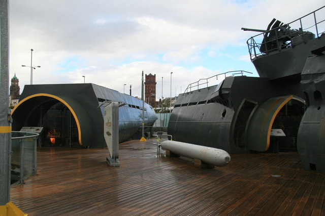 U-534 - Birkenhead