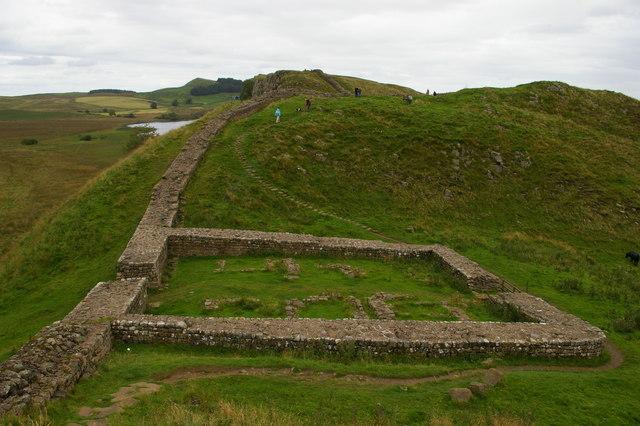 Hadrian's Wall: Milecastle 39