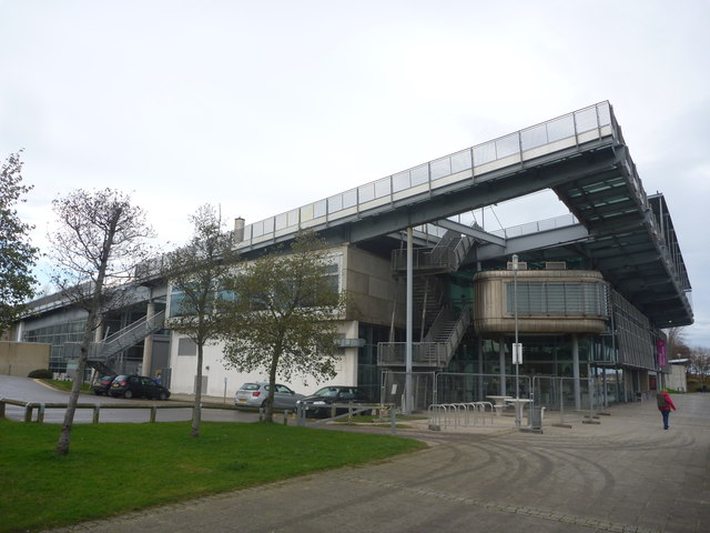 Sunderland Architecture : The National Glass Centre, Sunderland