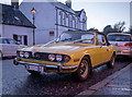 J4681 : Triumph 'Stag', Crawfordsburn by Rossographer