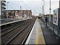TQ3584 : Homerton railway station, Greater London by Nigel Thompson