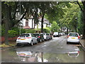 SJ8491 : Lyndhurst Road, West Didsbury by Stephen Armstrong