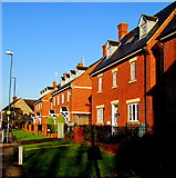SO8005 : Sunlit Springfield Court Stonehouse by Jaggery