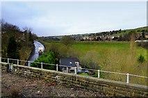SE0714 : Slaithwaite, Hill Top by David Dixon