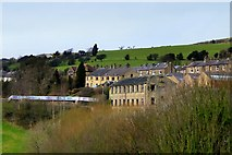SE0714 : Hill Top, Slaithwaite by David Dixon