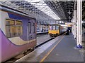 SE1416 : Sprinter at Platform 4a by David Dixon