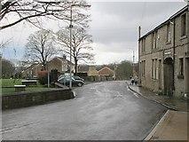 SE0423 : St Peter's Avenue - viewed from Dean Lane by Betty Longbottom