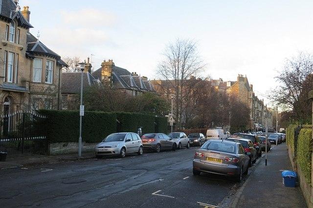 Chalmers Crescent, Edinburgh
