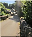 SX5078 : Bridge and lane, Mary Tavy by Derek Harper