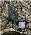 SX5078 : Sundial and lantern, Mary Tavy by Derek Harper