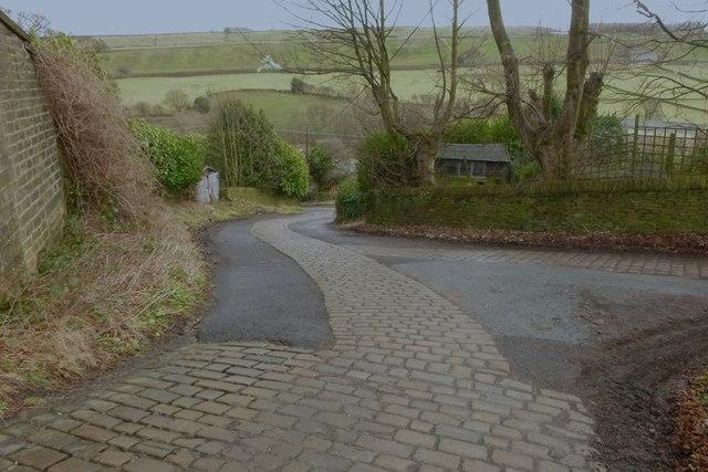 Green Lane, Holmfirth