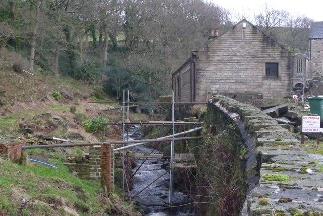 Dover Mill, Holmfirth