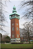 SK5319 : Carillon war memorial by Roger Templeman