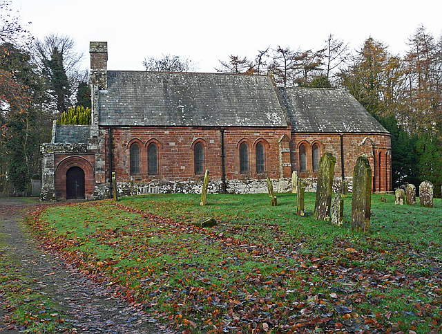 Church of St Leonard, Warwick-on-Eden