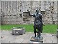 TQ3380 : Roman by the Wall by Bill Nicholls