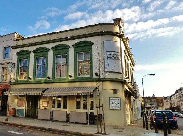 The Butcher's Hook public house, Fulham