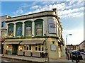 TQ2577 : The Butcher's Hook public house, Fulham by nick macneill