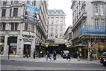 TQ3080 : The Savoy Hotel by N Chadwick