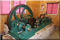 SK2625 : Claymills Victorian Pumping Station - steam engine by Chris Allen