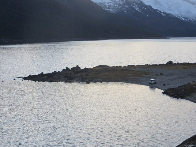Loch Mullardoch