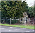 SK5461 : Grotto, Carr Bank Park, Mansfield, Notts. by David Hallam-Jones