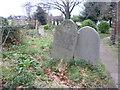 TQ3786 : In St Mary's Churchyard, Leyton by Marathon