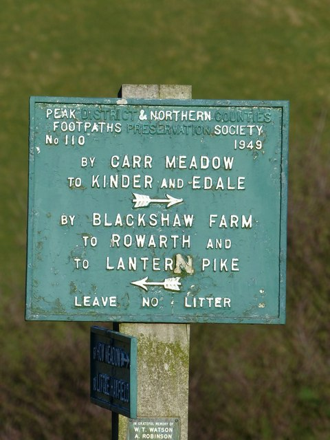 Peak and Northern Footpaths Society