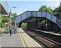NS8879 : Falkirk High Station by Richard Webb