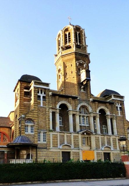 Christ Church, Brixton Road
