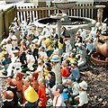 SJ5970 : Garden Gnomes by Gerald England