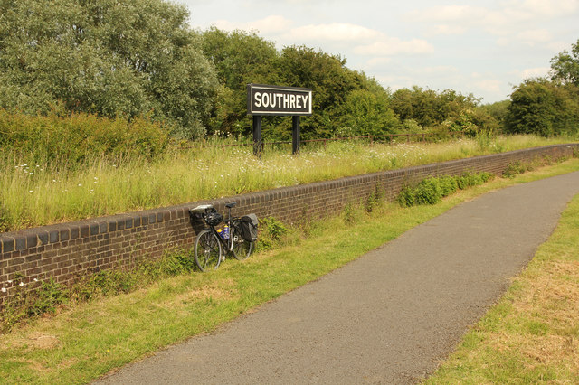 Former Southrey Station