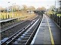 SU4708 : Hamble railway station, Hampshire by Nigel Thompson