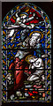 TQ8009 : Clerestory window, Christ church, St Leonards by Julian P Guffogg