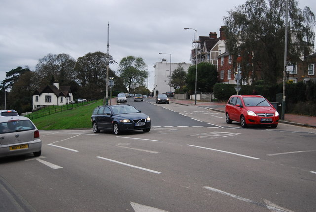 London Rd, Mount Epheraim junction