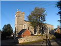 SP6831 : Holy Trinity, Gawcott by Bikeboy