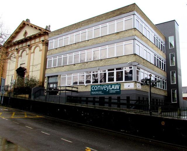 Convey Law, Newport