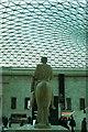 TQ3081 : Equestrian statue, British Museum by Jim Osley