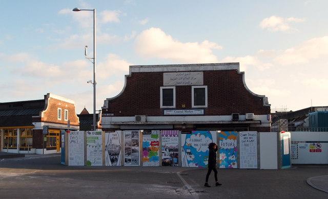 Gedling Street, Sneinton, Nottingham by David Hallam-Jones