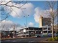 ST3188 : Friars Walk development, Newport by Robin Drayton