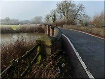 SK5815 : Sileby Road bridge by Mat Fascione