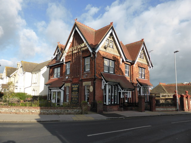 Hurst Arms, Eastbourne