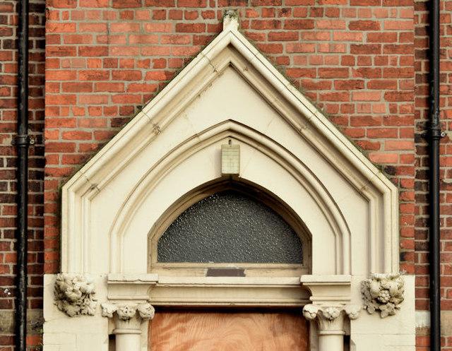 Former St Joseph's convent, Belfast - January 2015(2)
