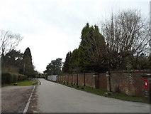 TQ3756 : Croft Road, Woldingham by David Howard