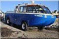 SW5130 :  St Michael's Mount amphibious vehicle by Philip Halling